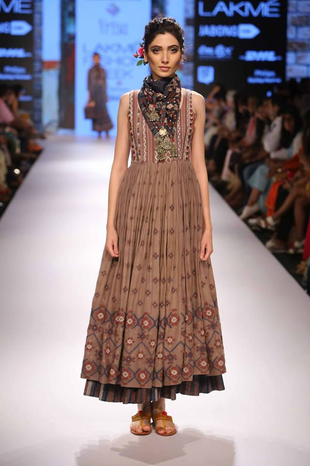 Rahul n Shikha Lakmé Fashion week a/w 2015