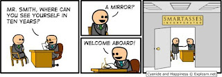 cyanide and hapiness where can you see yourself in ten years