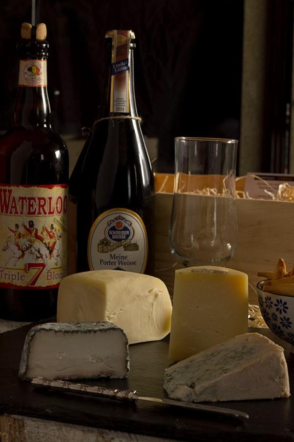 Cheese&Beer. Una experiencia única!