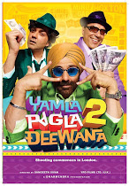 Yamla Pagla Deewana 2 - 2013 Hindi mobile movie poster hindimobilemovie.blogspot.com