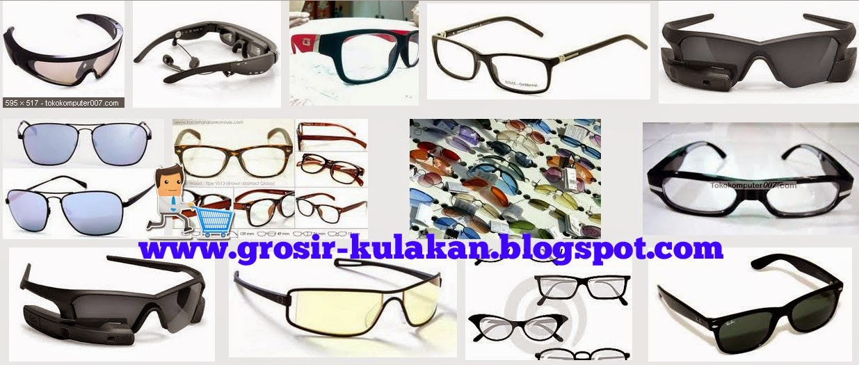 Grosir Kacamata