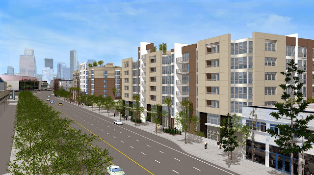building los angeles downtown 39 s libeskind killing avant reveals itself. Black Bedroom Furniture Sets. Home Design Ideas