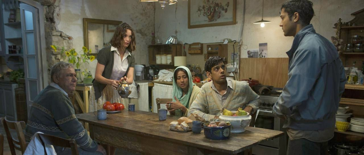 the hundred-foot journey-om puri-charlotte le bon-farzana dua elahe-amit shah-manish dayal