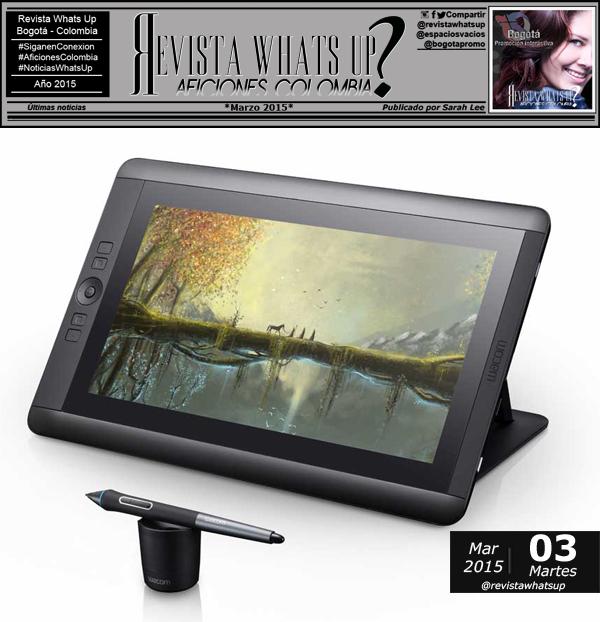 Wacom-presenta-compacta-sofisticada-Cintiq-13HD-touch