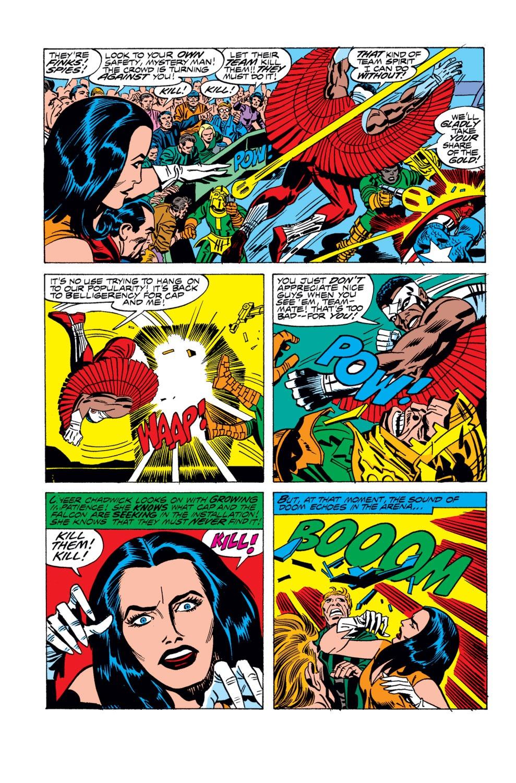 Captain America (1968) Issue #197 #111 - English 10