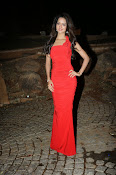 Glamorous Shanvi latest photos in Red-thumbnail-1