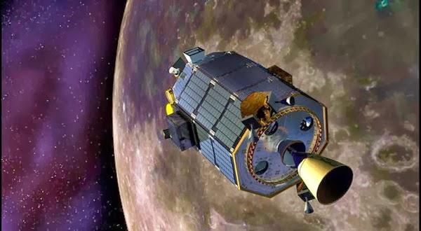 Kini Robot NASA LADEE Telah Jelajahi Bulan
