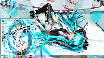 Download Anime Hatsune Miku Subtitle Indonesia