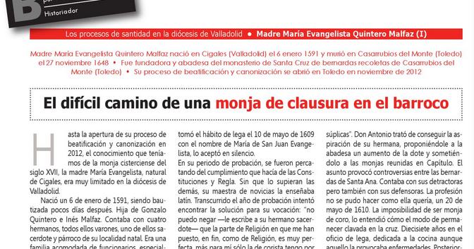 Parroquia santiago ap stol de cigales art culo de d for Oficina 0049 banco santander