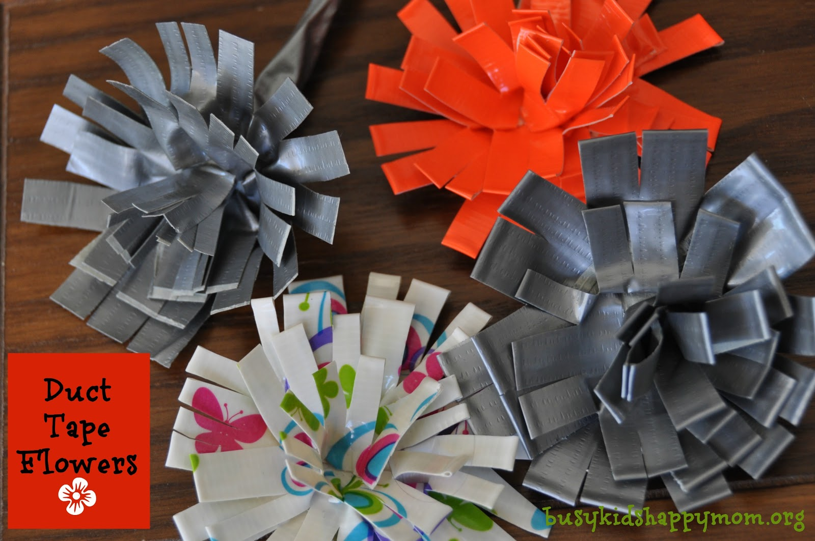 duct tape projects From finger-puppet crafts to book cover projects to repairing a swimming-pool liner, these creative ideas prove that duct tape is indispensable.