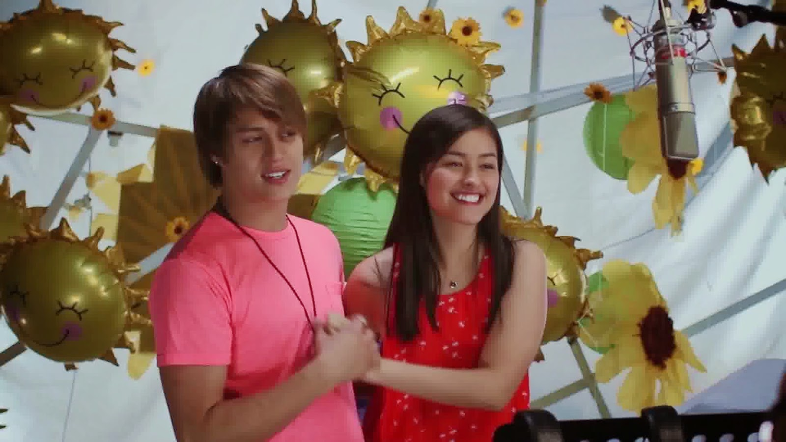 Liza Soberano and Enrique