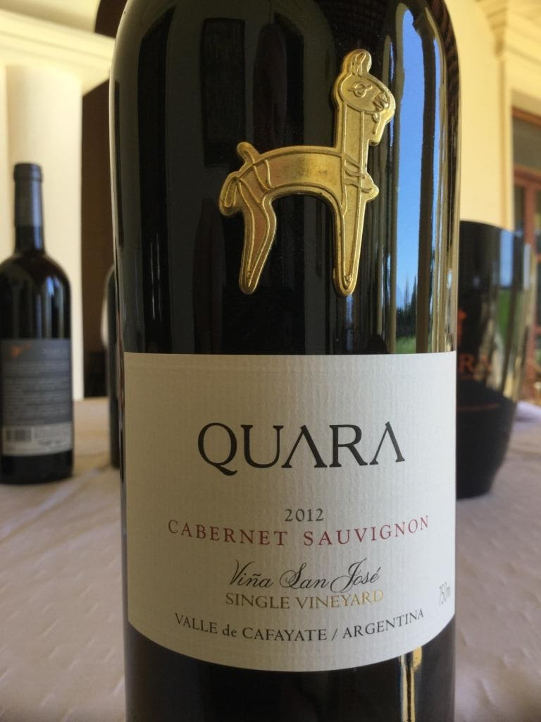 Quara tannat single vineyard