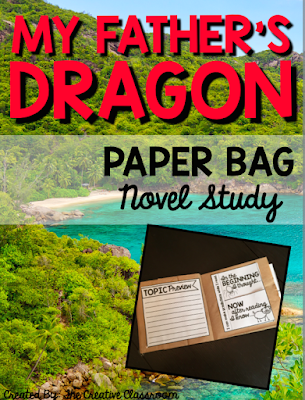 My Father's Dragon Paper Bag Novel Study