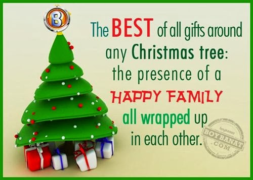 Best Christmas Wishes Messages For Family
