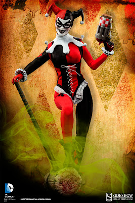 Sideshow Collectibles 1/6 scale DC Comics Harley Quinn figure