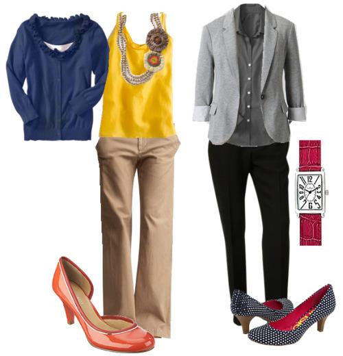 R ver ideas para vestir para una working girl for Ideas para vestir