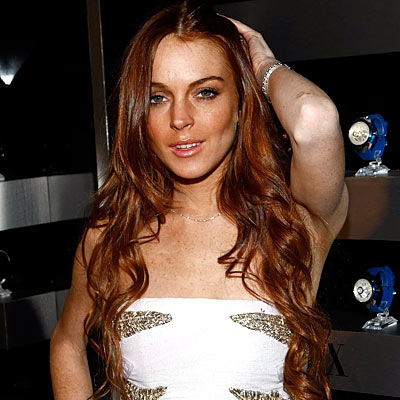 lindsay lohan red hair-9