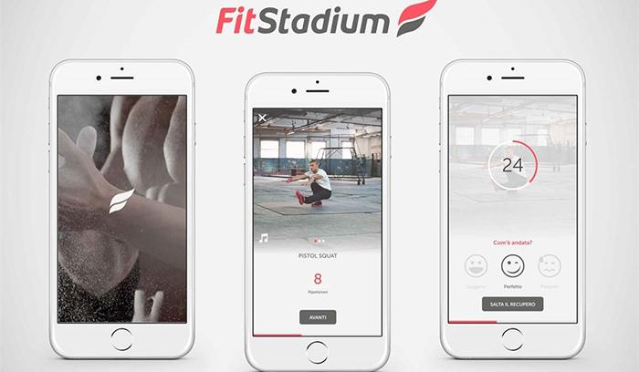 fitstadium app