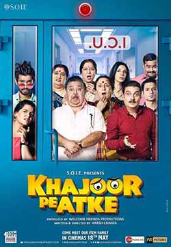 KHAJOOR PE ATKE 2018 Bollywood 300MB Hindi PDVDRip 480p