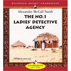 """an analysis of number one ladies detective agency a book by alexander mccall smith Chortling from under his panama hat, alexander mccall smith admits feeling  daunted by his sudden celebrity  with a cult following: today, the creator of """"the  no 1 ladies' detective agency"""" is one of the most popular writers alive  a sixth  book, """"in the company of cheerful ladies"""", has just been."""
