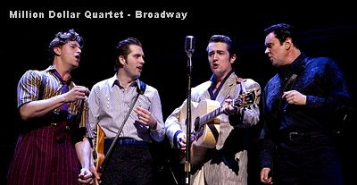 Million Dollar Quartet Broadway