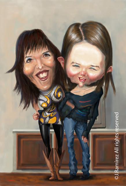 Mayte y Mary