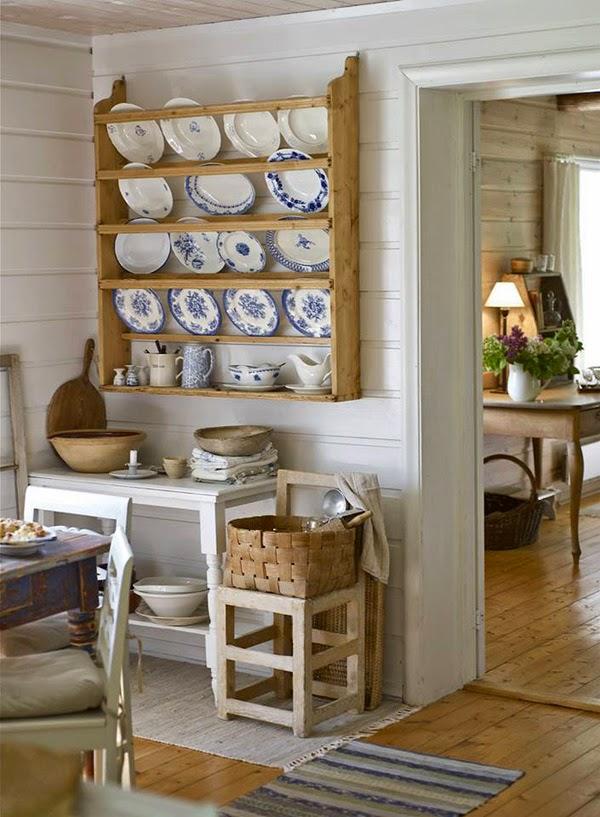 Estilo rustico vajilleros en el estilo rustico for Ideas decorativas home