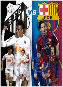 Download Mundial de Clubes da FIFA 18.12.2011  Barcelona x Santos AVI RMVB