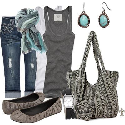 Fashionable outfit