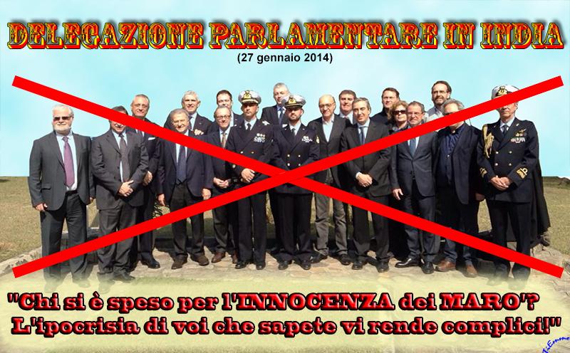 Il mio canto libero il sequestro dei fucilieri di marina for Foto parlamentari italiani