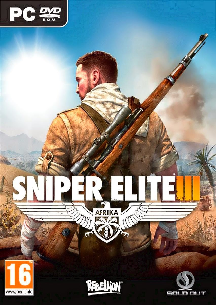 Download - Jogo Sniper Elite 3-RELOADED PC (2014)