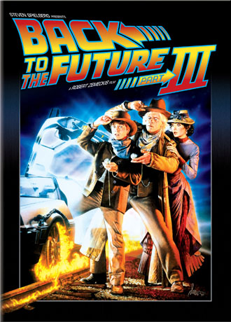 Old School Movies: Back to the Future Part III (1990)