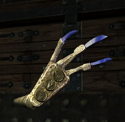Sapphire Claw Skyrim