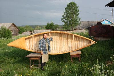 Прошивка лодки