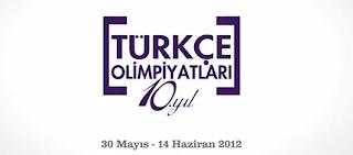 10. turkce olimpiyatlari