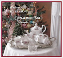 Christmas Tea Rose Chintz Dec. 5th