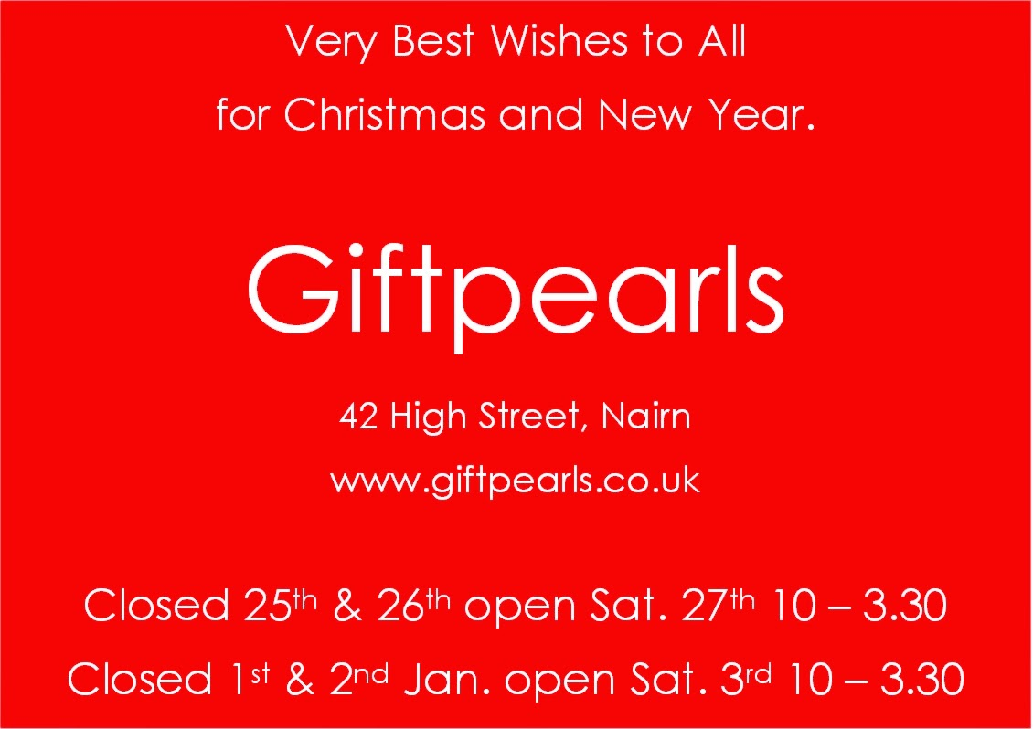 Gift Pearls Nairn High Street