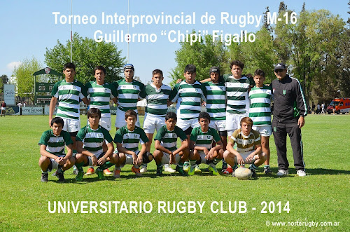 Universitario RC - Torneo Chipi Figallo 2014