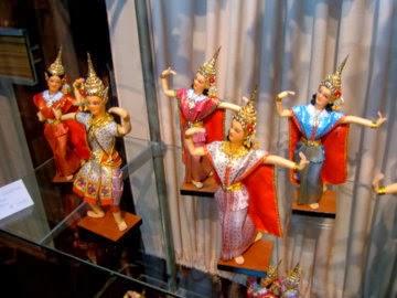 متحف الدمى في بانكوك