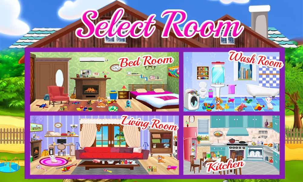 Design Your Own Bedroom Game