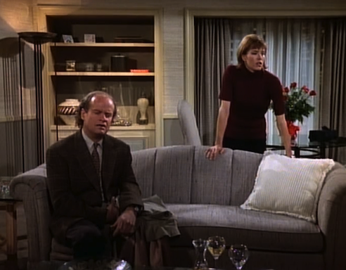 "Frasier Season 1 Episode 22 Review: ""Author, Author"""