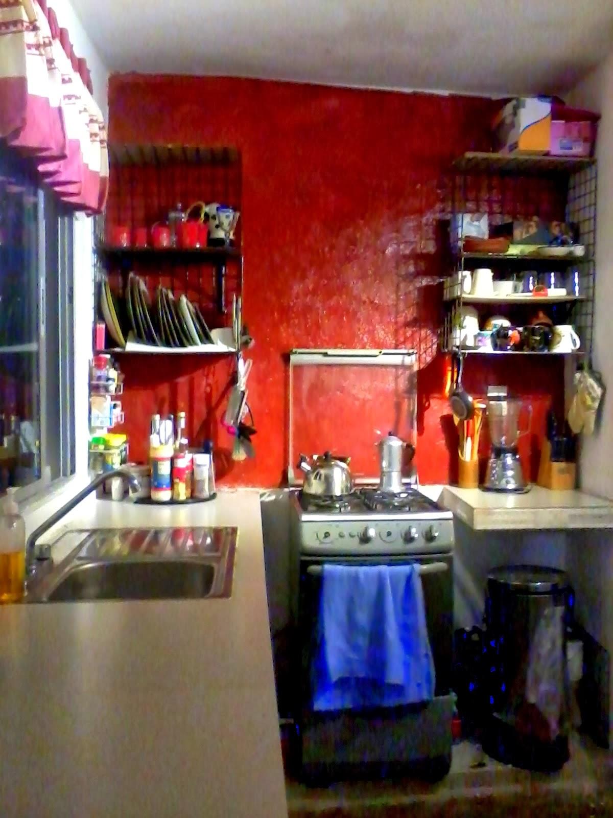 Mi cocina estantes de reuso y decoraci n de barra - Como decorar tu cocina ...