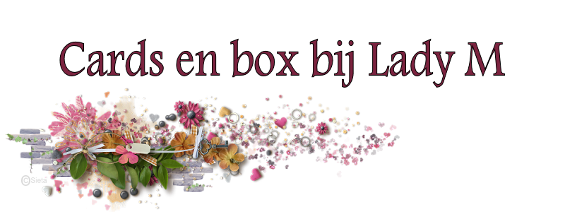 Cards en Box bij Lady M