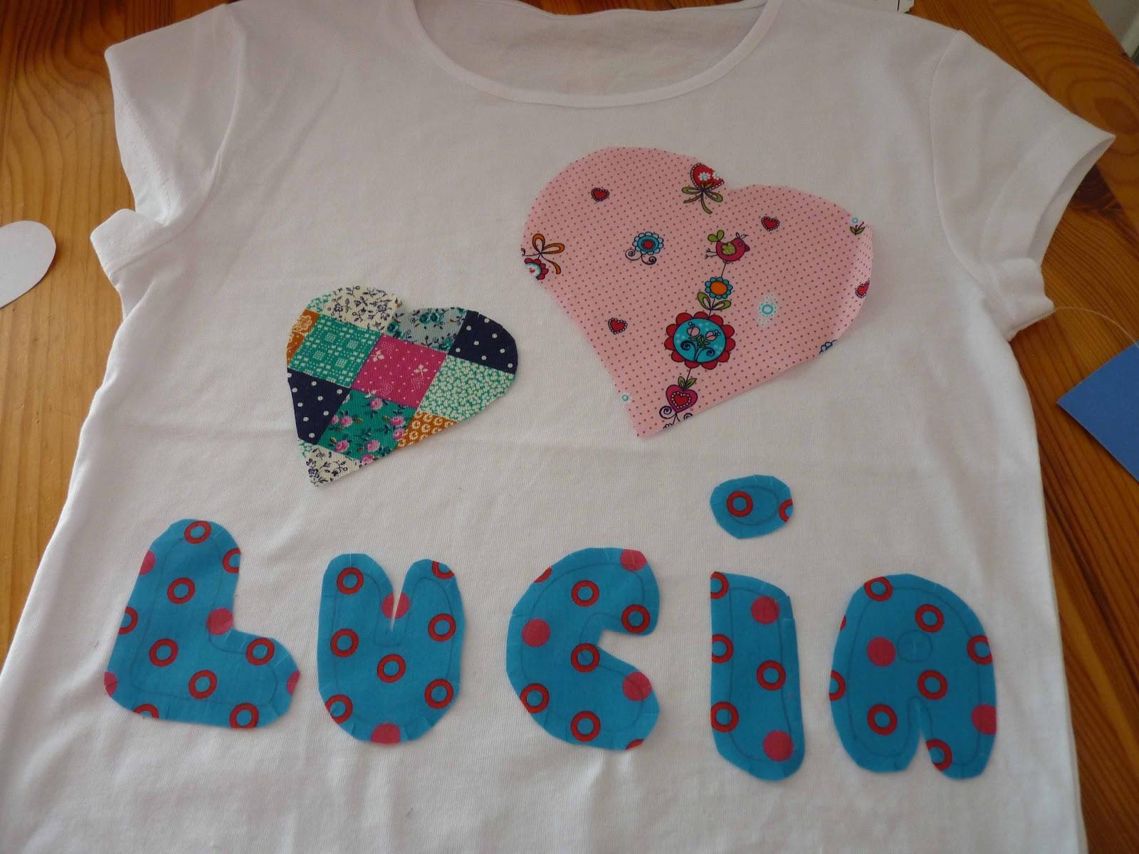 Como Decorar Camisetas Infantiles Con Telas Imagui ~ Ideas Para Decorar Camisetas Infantiles