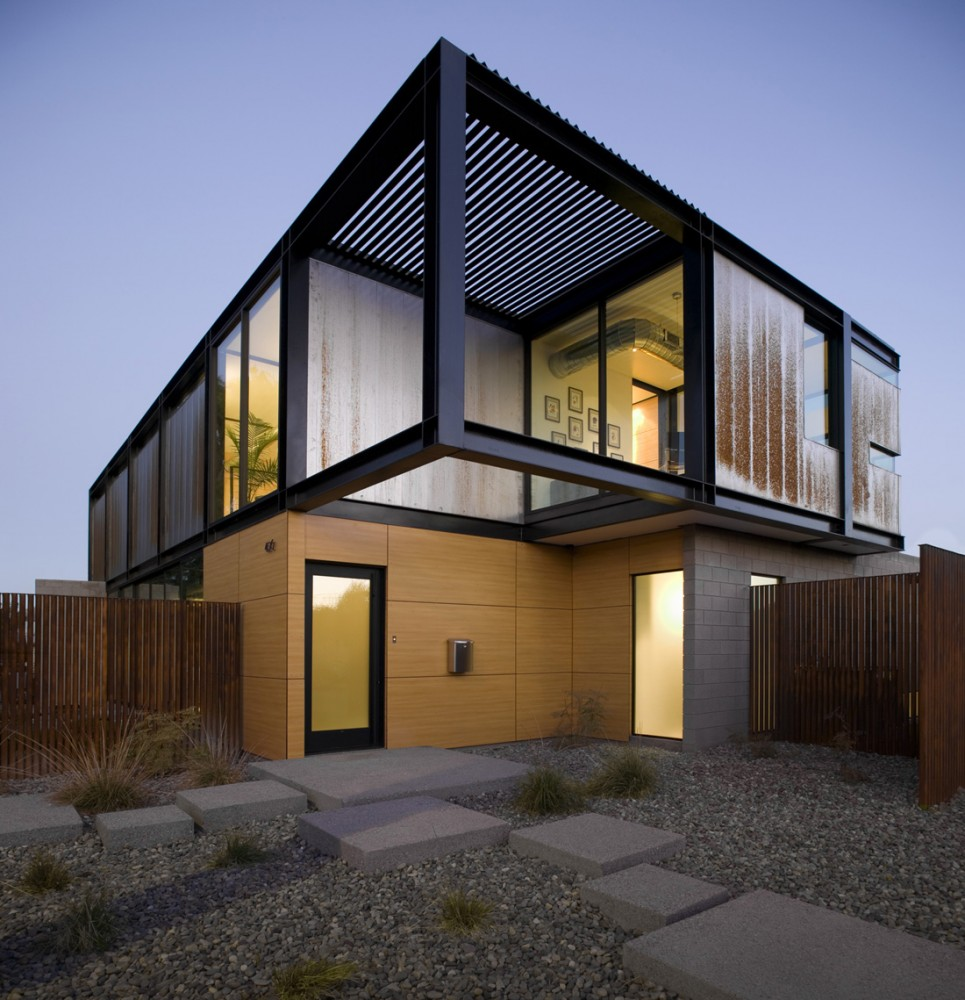 Top Arts Area: Minimalist House Designs