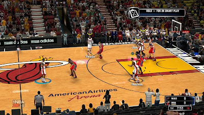 NBA 2K14 PS3 Controller In Game Icons