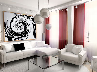 Living Room Decoration