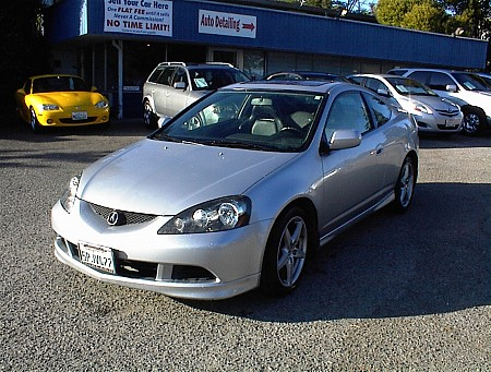 Oakland Acura on Pristine 2005 Acura Rsx Type S For Sale   Hooniverse