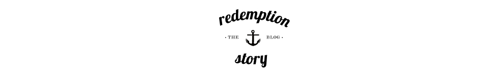 redemption story, the blog.