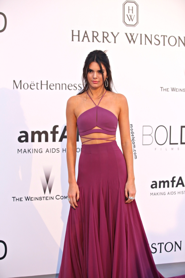 Kendall Jenner, Cannes, April 2015